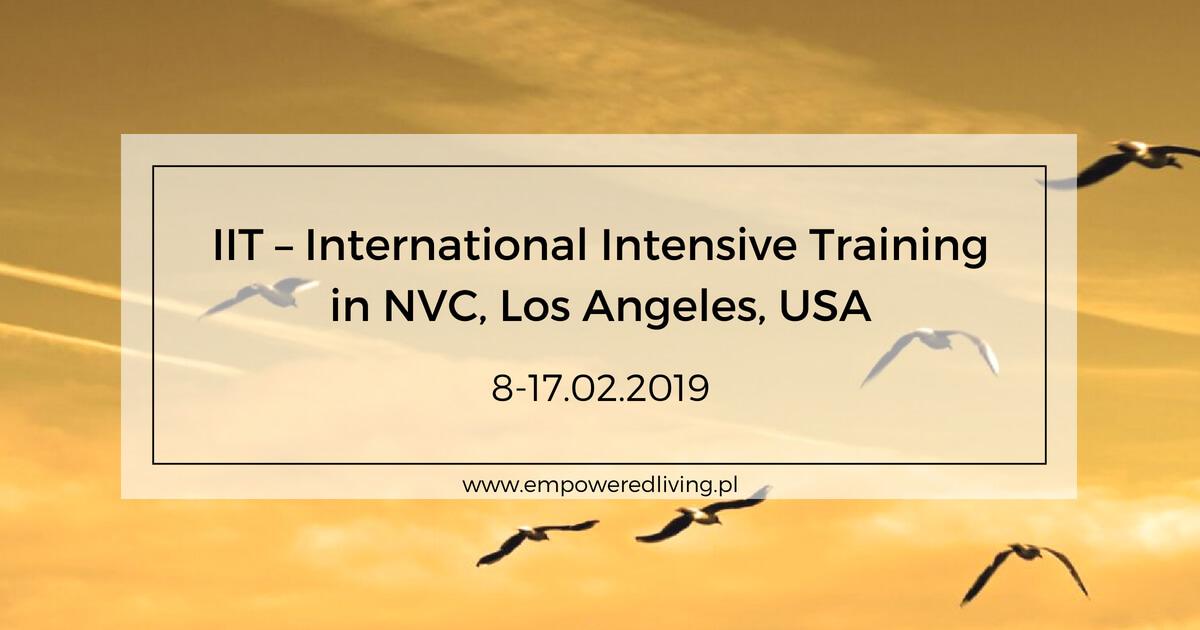 IIT International Intensive Training in NVC USA