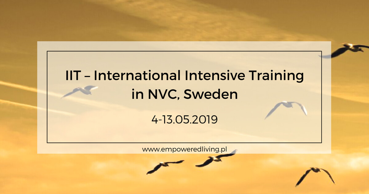 International Intensive Training in NVC