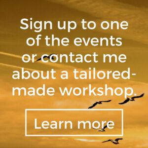 Empowered Living Aga Rzewuska-Paca My offer Empowered trainings Events Workshops