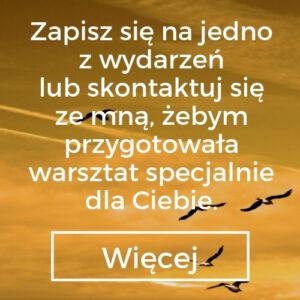 Empowered Living Aga Rzewuska-Paca Warsztaty Szkolenia z mocą Wydarzenia
